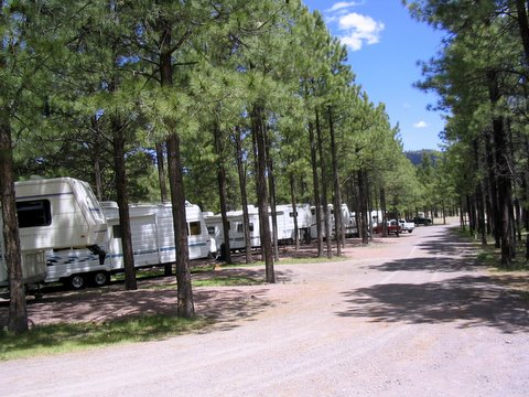Coronado Trail Adult RV Park